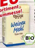 Bio-Weizenmehl von Bauckhof