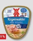 Rügenwalder Teewurst von Rügenwalder Mühle
