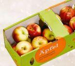Äpfel von tegut...