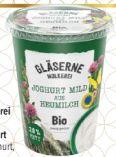 Bio Heumilchjoghurt von Gläserne Molkerei