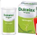 Dose von Dulcolax