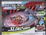 Beyblade Rail Rush Battle-Set von Hasbro