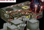 Verbundbatterie Pyro Tec für Profis von Weco Feuerwerk