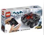 App-Gesteuertes Batmobile 76112 von Lego