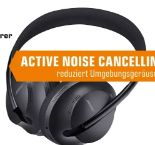 Headphones 700 Bluetooth Over-Ear Kopfhörer von Bose