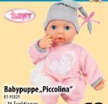 Babypuppe Piccolina von Bayer Puppen