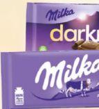 Alpenmilch-Schokolade von Milka