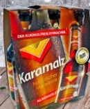 Alkoholfreies Malzgetränk von Karamalz