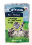 Katzennahrung Feine Mahlzeit von Winston