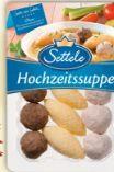 Suppeneinlagen von Settele