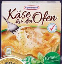 Käse für den Ofen von Alpenmark