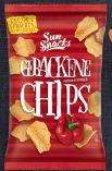 Gebackene Chips von Sun Snacks