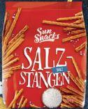 Salzstangen von Sun Snacks
