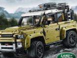Technic Land Rover Defender 42110 von Lego