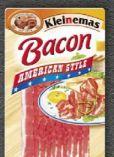 Bacon von Kleinemas
