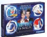 Zauberkasten Ehrlich Brothers Secrets of Magic von Clementoni