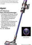 Akku-Stielsauger V11 Absolute von Dyson