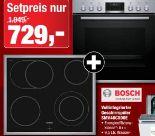 Einbauherd-Set von Bosch