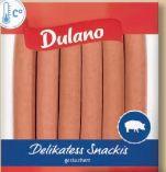 Delikatess Snackis von Dulano