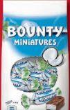 Miniatures von Bounty