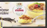 Crème Brûlée von Rians