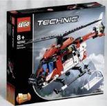 Technic Rettungshubschrauber 42092 von Lego
