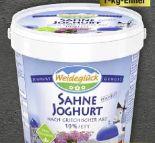 Sahnejoghurt von Weideglück