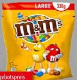 Large von m&m's