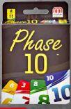 Phase 10 von Mattel Games