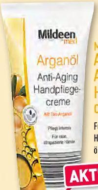 Arganöl Anti-Aging Handpflegecreme von Mildeen