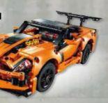 Technic Chevrolet Corvette ZR1 42093 von Lego