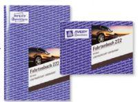 Fahrtenbuch von Avery Zweckform