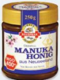 Manuka-Honig von Bihophar