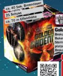 Golden Phoenix von Weco Feuerwerk
