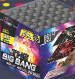 The Big Bang von Comet Feuerwerk