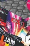 Summer Jam Batteriefeuerwerk von Comet Feuerwerk