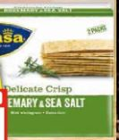 Delicate Thin Crisp von Wasa