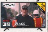 Smart-TV 32 Pro von Dyon