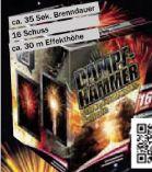 Feuerwerks-Batterie Dampfhammer von Weco Feuerwerk