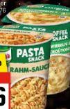 Pasta-Snack von Knorr