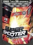 Super Shooter Batteriefeuerwerk von Comet Feuerwerk