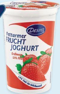Fettarmer Fruchtjoghurt von Desira