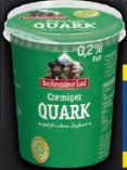 Cremiger Quark von Berchtesgadener Land