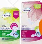Lady Hygiene-Einlagen von Tena