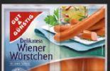 Delikatess Wiener Würstchen von Gut & Günstig