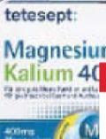 Tetesept Magnesium Kalium 400 von Tetesept