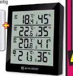 Thermo-Hygrometer Quadro von Bresser