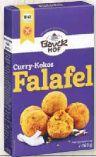 Bio-Falafel Curry-Kokos von Bauckhof