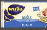 Knäcke Mjölk von Wasa