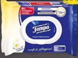 Sanft & Pflegend Feuchte Toilettentücher von Tempo